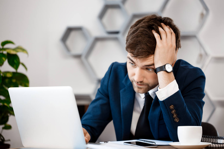 WordPress Website is down